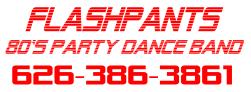 FlashPants - Americas BEST 80s Party Dance Band