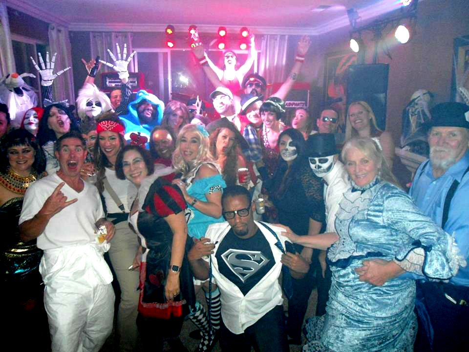 80s band party booking