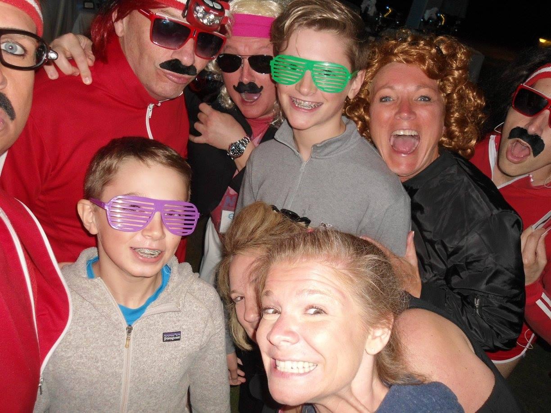 Laguna Beach 80s Band FlashPants hired to entertain Prudential Financial