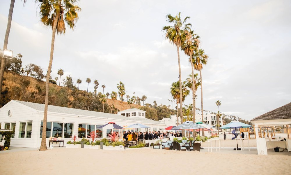what the beach club santa monica looks like